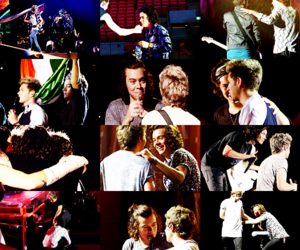 niall horan, narry, and Harry Styles image
