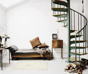 design, interior, and stairs image