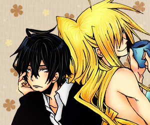 anime, manga, and wakasa image