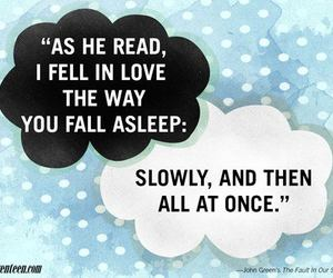 the fault in our stars, tfios, and quote image