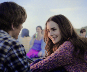 lily collins, san claflin, and sam claflin image