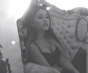 girl, Queen, and ariana image