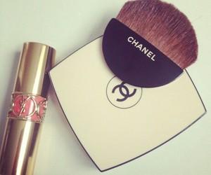 chanel, lipstick, and make up image