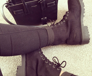 boots and style image