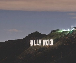 hollywood, city, and hipster image