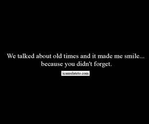 crush, old times, and quote image