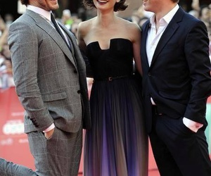 lily collins, sam claflin, and love rosie image
