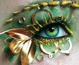 eyes, art, and eye image