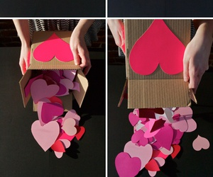 diy, heart, and box image
