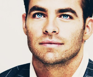 chris pine, Hot, and boy image