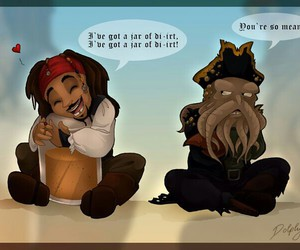 funny and jack sparrow image