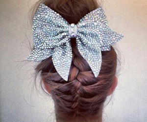 bow, sparkle, and sparkle is so cal contest image