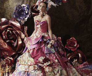 wedding dress and stella de libero image