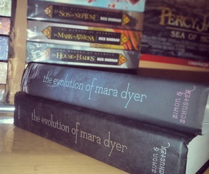 book, book photography, and mara dyer image