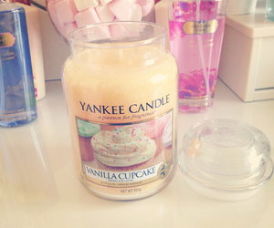 candle, girly, and room image