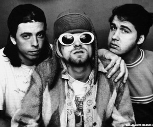 nirvana, groupe, and picture image