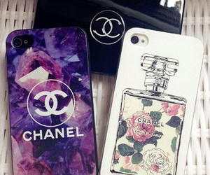 chanel, case, and iphone image