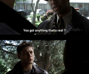 supernatural, dean winchester, and funny image