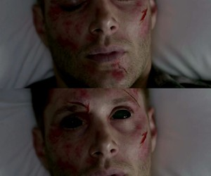dean winchester, death, and Jensen Ackles image
