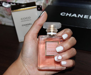 black, chanel, and coco image