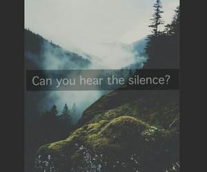 silence, grunge, and pale image