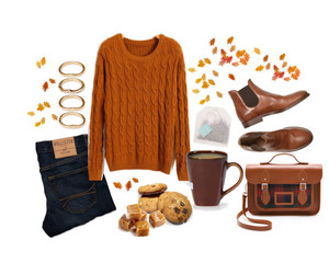 accessories, autumn, and bag image
