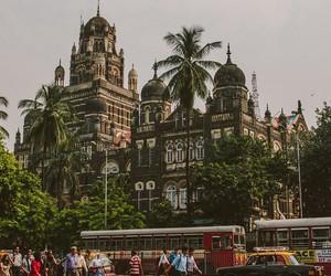 city, india, and mumbai image