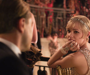 the great gatsby, daisy, and Carey Mulligan image
