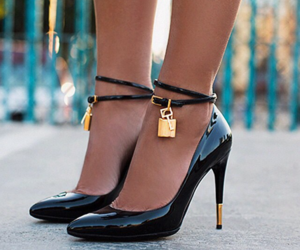 shoes, fashion, and killing heels image