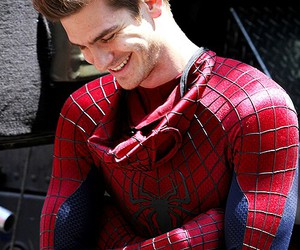 andrew garfield, spiderman, and Marvel image