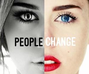 change, miley cyrus, and people image