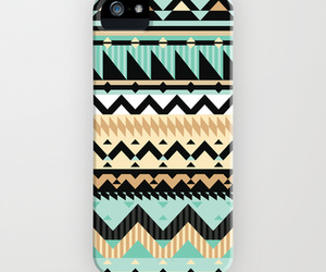 tribal, ipod touch cases, and iphone 4 case image