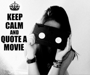 keep calm and movie image