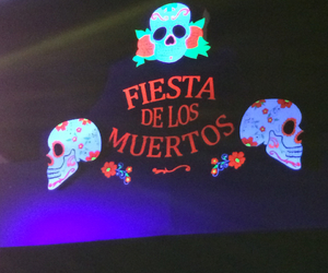dead, fiesta, and trick or treat image