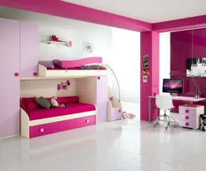 decorating ideas, bedroom decorating ideas, and girl room decor image