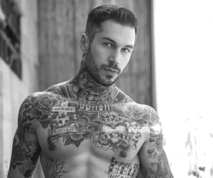 tattoo, Hot, and sexy image