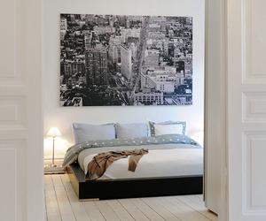 bedroom, ny, and room image