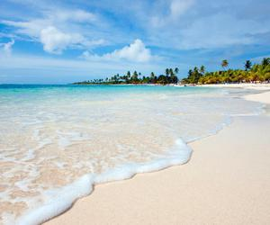 beach, Dominican Republic, and nature image