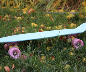 pastel, pretty, and pennyboard image