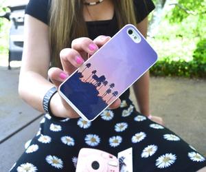 phone, summer, and verano image