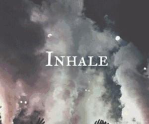 inhale, grunge, and indie image