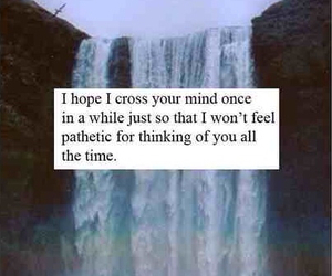 breakup, mind, and miss you image
