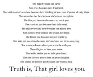 Awe and truth. image
