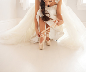 ballet, dress, and white image