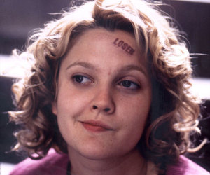 loser, drew barrymore, and never been kissed image