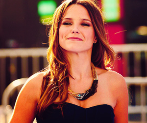 sophia bush, one tree hill, and brooke davis image