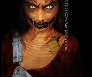 Halloween and makeup image