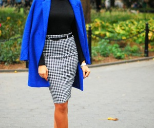 business casual, chic, and fashion image