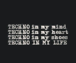 life, mind, and techno image