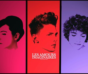 heartbeats, les amours imaginaires, and los amores imaginarios image